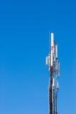 Башня клетки против голубого неба Стоковое Изображение