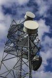 Башня клетки снизу Стоковое Изображение RF