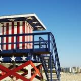 башня личной охраны стоковое изображение rf