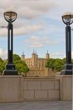 Башня Лондон Стоковые Изображения