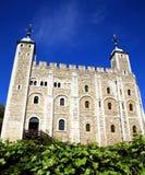 Башня Лондона Стоковые Изображения RF