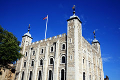 Башня Лондона Стоковое Изображение