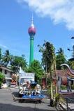 Башня лотоса, Коломбо, Шри-Ланка стоковое изображение rf