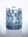 башня льда Стоковые Изображения