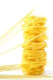 башня макаронных изделия Стоковое Фото