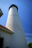 башня маяка Стоковая Фотография RF