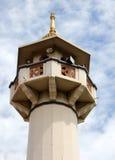 Башня минарета Стоковое Изображение RF