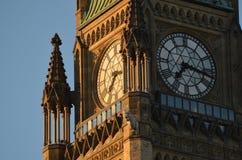Башня мира канадского парламента Стоковая Фотография