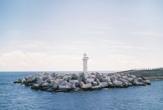 Башня моря стоковое фото