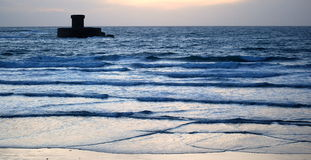 башня моря Стоковые Фотографии RF