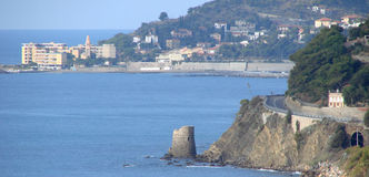 башня моря Стоковые Изображения