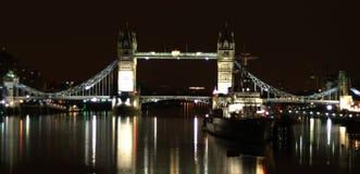 башня моста Стоковое фото RF