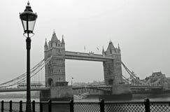 башня моста Стоковые Фото