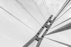 Башня моста Стоковые Изображения