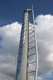 башня науки Глазго Стоковое Изображение RF