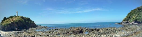 Башня на море Стоковые Фотографии RF