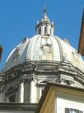 Башня на Риме Стоковая Фотография RF