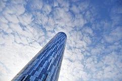 Башня неба Бухареста Стоковые Изображения