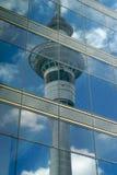 башня неба отражения Стоковые Изображения RF