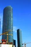 Башня обваловки стоковое изображение rf