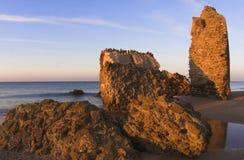 башня обороны Стоковое фото RF
