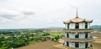 Башня обсерватории Стоковое Изображение