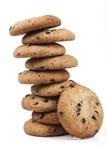 Башня обломоков шоколада Стоковое Изображение RF