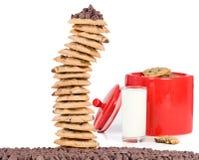 башня опарника печенья Стоковое Изображение RF