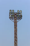 Башня освещения Стоковое фото RF