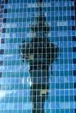 башня отражения Стоковое Изображение