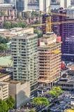 Башня офиса преобразованная к квартирам Стоковые Фото