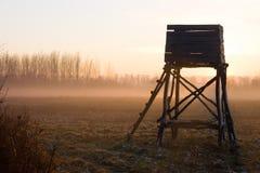 башня охотника Стоковое Фото