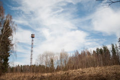 Башня охотника Стоковые Изображения RF