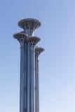 Башня олимпийского парка Пекина стоковая фотография rf