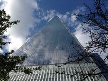 Башня одно Стоковые Изображения