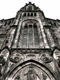 Башня пантеона часовни дворца Sobrellano (Кантабрии Стоковая Фотография
