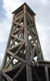 башня парка Стоковое Изображение RF