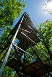 башня Пенсильвании пожара Стоковые Изображения