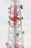 Башня передачи Стоковые Изображения RF
