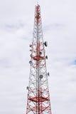 Башня передачи Стоковое Изображение RF