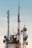 Башня передатчика Стоковое Изображение