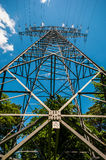 Башня передачи Стоковые Фото