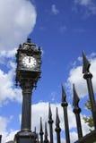 башня перил часов Стоковое фото RF