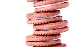 башня печенья Стоковые Фото