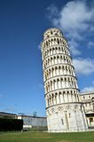 Башня Пизы Стоковое Изображение