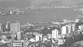 Башня пика Виктория сток-видео