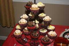 Башня пирожных Стоковые Изображения
