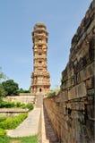 Башня победы стоковое изображение rf