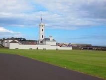 Башня порта в Arbroaht стоковое изображение rf