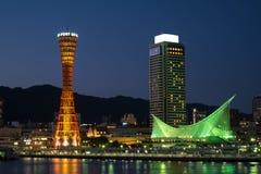 Башня порта Кобе Стоковые Фото